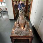 Buddha and the Google Guy (StreetView)
