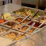 Salad Bar - It's gluten free!