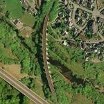 Cefn Coed Viaduct (Google Maps)