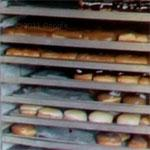Racks of Doughnuts
