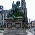 Statue of Napoleon Bonaparte