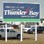 Welcome to the city of Thunder Bay