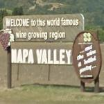 "Welcome to this world famous wine growing region ""Napa Valley"""