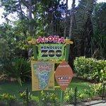 Aloha Honolulu Zoo