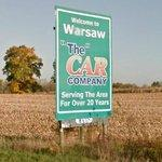 Welcome to Warsaw