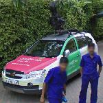 Google car in India