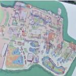 Map of Wonderla