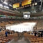 Boston Bruins game
