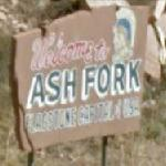 Welcome to Ash Fork