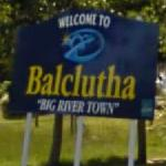 "Welcome to Balclutha - ""Big River Town"""