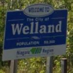 Welcome to the city of Welland
