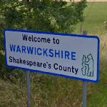Welcome to Warwickshire - Shakespeare's county