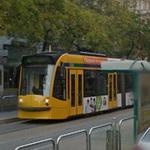 Siemens Combino Supra City Tram