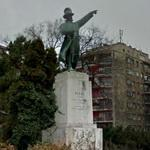 Józef Bem's statue