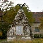 Turul bird - WW1 monument