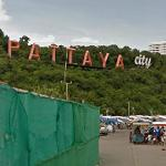 Pattaya City sign