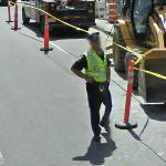 Boston Policeman (StreetView)