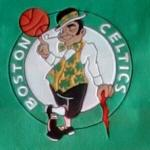 Boston Celtics logo (StreetView)