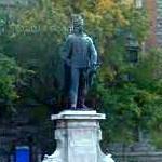 János Bottyán's statue