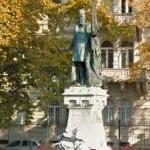 Miklós Zrínyi's statue