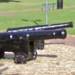Muzzle Loading Cannon
