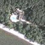 John Mellencamp's House (Google Maps)