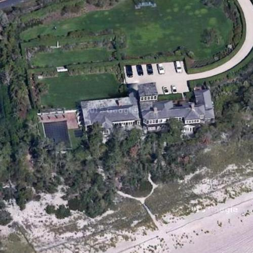 Gerald J. Ford's House in Southampton, NY (Google Maps) (#3)