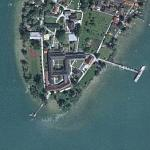 Benedictine nunnery on Fraueninsel (Google Maps)