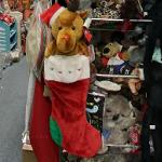 Christmas sock (StreetView)