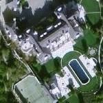 Denzel Washington's House (Google Maps)