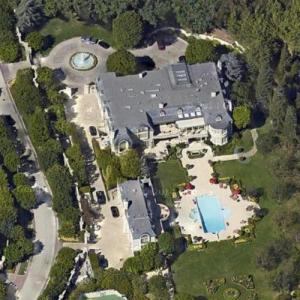 Denzel Washington's House (Google Maps)