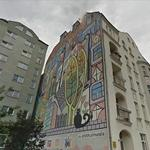 Mural in Wroclaw