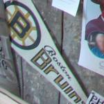 Boston Bruins pennant