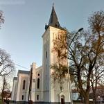 Calvinist church of Hajdúböszörmény