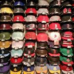 Boston Red Sox caps