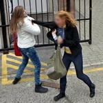 Girls fight