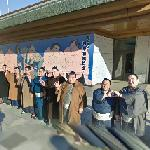 Sumos in Ryōgoku Kokugikan