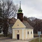300-year-old Saint Anne's chapel