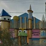 """Frog King"" Childrens' Playhouse"