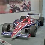 Buddy Rice's 2004 Indy car