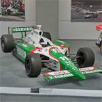 Tony Kanaan's 2004 Indy car