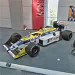 Nelson Piquet's 1987 F1 car