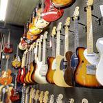Steve's Music Store