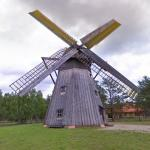 Windmill at Kashubian Museum