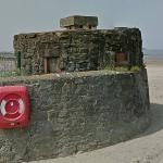 World War 2 Pillbox (StreetView)