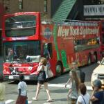 New York Sightseeing bus