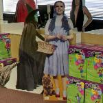 'The Wizard of Oz' life-sized cutouts