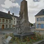 Rue Monument aux morts (WWI Memorial)