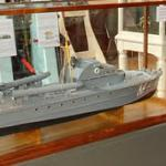 Model of a Motor Torpedo Boat