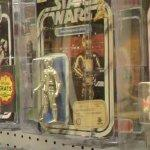 C3PO action figure (StreetView)